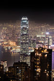 Night Hong Kong — Stock Photo