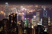 香港の都市の景観 — ストック写真