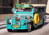 Jeepney — Stock Photo