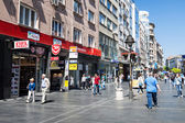 Knez Mihailova Street — Stock Photo