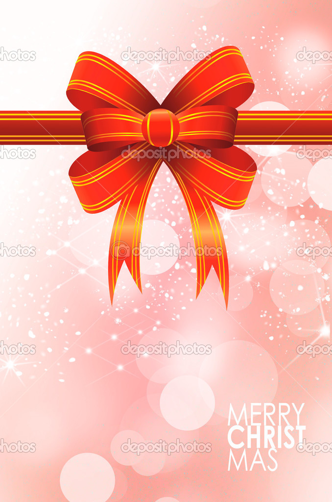 Beautiful Christmas Balls Card Illustration  Photo #13503467