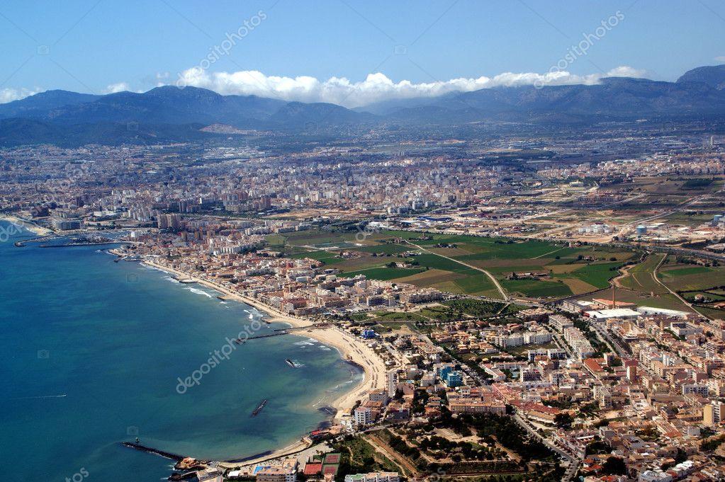 Palma de mallorca islas baleares spain stock photo - Mallorca islas baleares ...