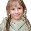 Royalty-Free Stock Photo: Girl after a shower