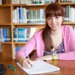 Woman studying — Stock Photo #13582779
