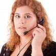 Telephone Operator — Stock Photo #13585883