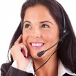 Telephone Operator — Stock Photo #15546235