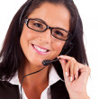 Telephone Operator — Stock Photo #15546309