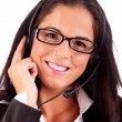 Telephone Operator — Stock Photo #15546331