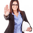 Businesswoman — Stock Photo #20830831