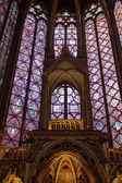 Sainte-Chapelle — Stock Photo