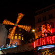 Moulin Rouge - Lizenzfreies Foto