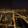 View from the Eiffel tower — Stock Photo #20843815