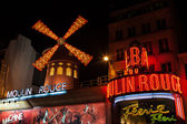 Moulin Rouge — 图库照片