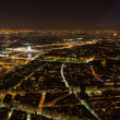 View from the Eiffel tower — Stock Photo #20860299