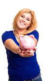 Concepto de ahorro — Foto de Stock