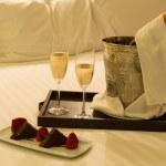 Honeymoon concept — Stock Photo