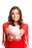 Savings concept — 图库照片