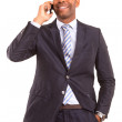 Stock Photo: African business man
