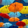 Foto de Stock  : Umbrellas