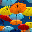 Stock Photo: Umbrellas