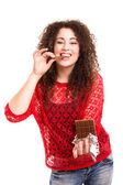 Chocolate — Stok fotoğraf