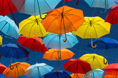 Umbrellas — Stock fotografie