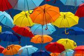遮阳伞 — 图库照片