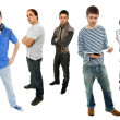 Men group — Stock Photo #17669359