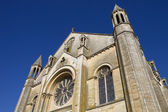 Niort church — Stock Photo