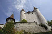 Thun castle — Stock Photo
