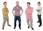 男性グループ — ストック写真
