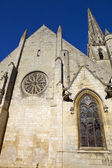 Kościół niort — Zdjęcie stockowe