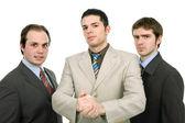 Hommes d'affaires — Photo