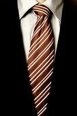 Colored tie — Stock Photo