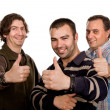 Thumbs up — Stock Photo #21872273