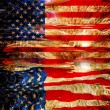 Usa flag - Zdjcie stockowe