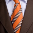 Red tie — Stock Photo #21880377