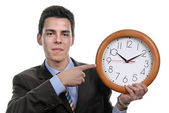 Clock — Stock Photo