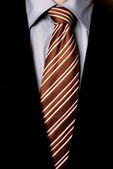 Red tie — Stock Photo