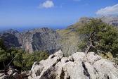 Mallorca mountains — Stock Photo