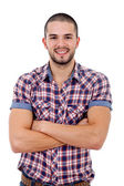 Young casual man — Stock Photo