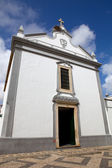 Typical portuguese church in Olhao, Algarve, Portugal — Stock Photo