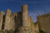 Portuguese ancient castle — Stock Photo