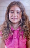 Young happy girl portrait — Stock Photo