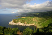 Azores coastal view — Stock Photo