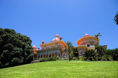 Palace of Monserrate in the village of Sintra — Stock Photo