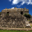 Ancient Maya city of Ek Balam, Yucatan, Mexico — 图库照片