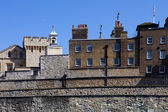The Tower of London, medieval castle and prison — Fotografia Stock