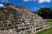 Ancient Maya city of Ek Balam, Yucatan, Mexico — Stock Photo