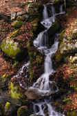 River waterfall — Stockfoto